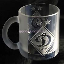 Чашка Динамо Киев для чая и кофе