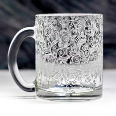 Чашка Цветы для чая и кофе