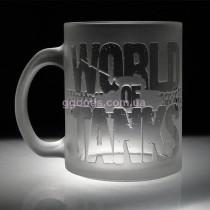 Чашка World of tanks для чая и кофе