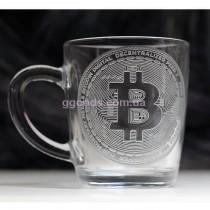 Чашка Bitcoin для чая и кофе