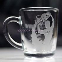 Чашка Водолей чайная