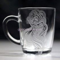 Чашка чайная Дева