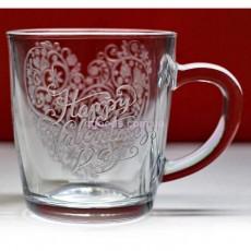 Чайная чашка День Св. Валентина