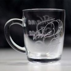 Чашка для чая и кофе Рак