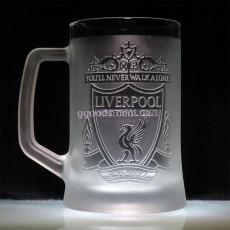Пивной бокал FC Liverpool