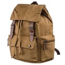 Походный рюкзак коричневый