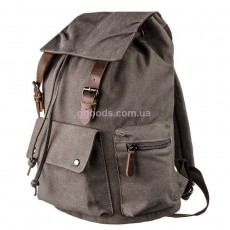 Рюкзак походный серый