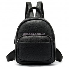Рюкзак женский Компакт черный