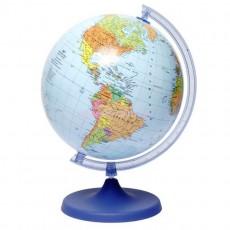 Глобус политический на украинском языке 220 мм