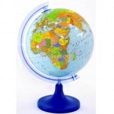 Глобус политический на русском языке 250 мм