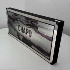 "Нарды с металлическим фасадом ""El Chapo"""