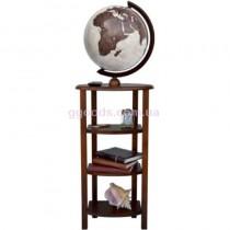 Глобус с полочками напольный 320 мм