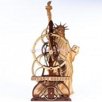 Настенные часы Статуя Свободы США