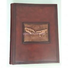 Фотоальбом в кожаной обложке Michelangelo (35*45см)