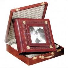Кожаный фотоальбом Todi