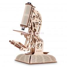 Деревянный конструктор Микроскоп