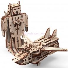 Конструктор Робот-самолет