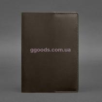 Обложка темно-коричневая А5 mini