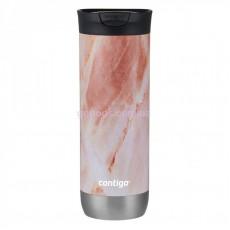 Термокружка Contigo Huron New Snapseal Rose Quartz 591 мл