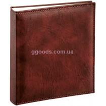 Фотоальбом Henzo Lonzo brown 80 страниц коричневый из искусственной кожи