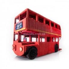 3D пазл Даблдекер Автобус Лондон