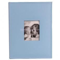 Фотоальбом Cute Baby Frame Blue на 200 фото 10*15 см