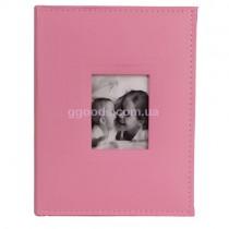 Фотоальбом Cute Baby Frame Pink на 200 фото 10*15 см