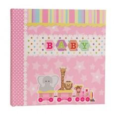 Фотоальбом Baby Zoo Pink на 200 фото 10*15