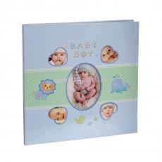 Фотоальбом для мальчика Babylove Blue