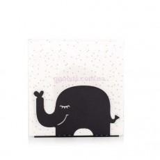 Салфетница Слон