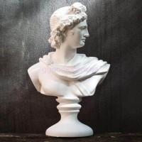 Бюст статуэтка Аполлон