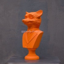 Статуэтка Лис оранжевый