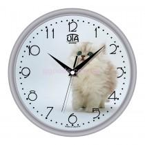 "Настенные часы ""Кошечка"""