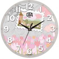 """Настінний годинник MINI """"Листівка"""""""