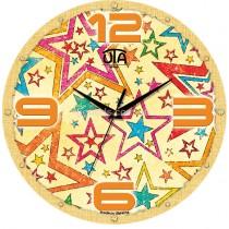 """Настінний годинник MINI """"Чарівні зірки"""""""