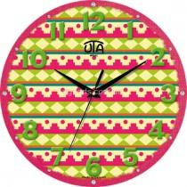"""Настінний годинник MINI """"Казкові візерунки"""""""