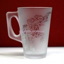Детская чашка с гравировкой Слоника