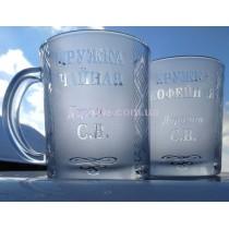 Подарочный набор чашек для чая или кофе