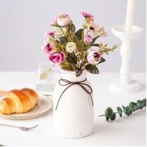 Искусственные цветы чайные розы