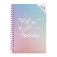 "Блокнот ""Follow your dreams"""
