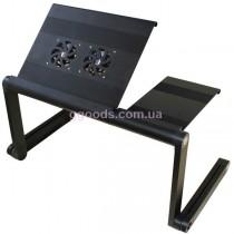 Столик трансформер Gigatron Black