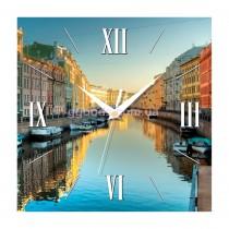 Настенные часы Северная Пальмира Санкт-Петербург