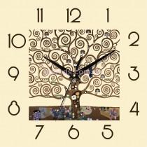 Настенные часы Дерево жизни