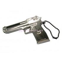 Флешка Пистолет металл 4 Гб, 8 Гб, 16 Гб, 32 ГБ