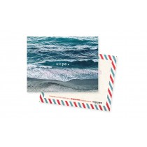 """Мини-открытка """"Море"""""""