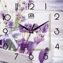 Настенные часы Лаванда 2