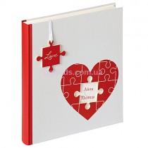 Фотоальбом Puzzle Heart 50 страниц